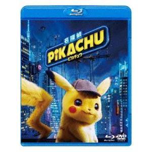 名探偵ピカチュウ 通常版 Blu-ray&DVD セット [Blu-ray]|starclub
