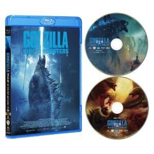 ゴジラ キング・オブ・モンスターズ Blu-ray (初回仕様) [Blu-ray]|starclub