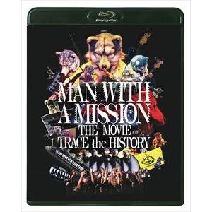 MAN WITH A MISSION THE MOVIE -TRACE the HISTORY- Blu-ray [Blu-ray]|starclub