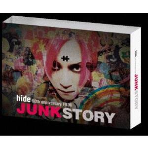 hide 50th anniversary FILM「JUNK STORY」Blu-ray [Blu-ray]|starclub