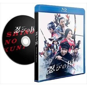 忍びの国 通常版Blu-ray [Blu-ray]|starclub