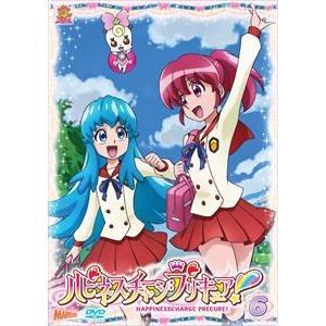 ハピネスチャージプリキュア!【DVD】 Vol.6 [DVD]|starclub