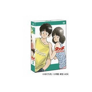 タッチ DVD COLLECTION 3 [DVD]|starclub