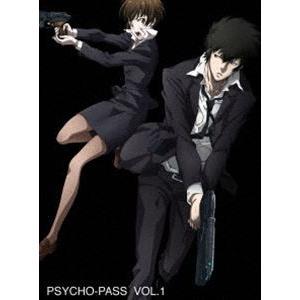PSYCHO-PASS サイコパス VOL.1 DVD [DVD]|starclub