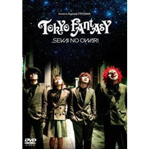 TOKYO FANTASY SEKAI NO OWARI DVD スタンダード・エディション [DVD]|starclub