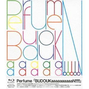 Perfume/Perfume BUDOUKaaaaaaaaaaN!!!!! [Blu-ray]|starclub