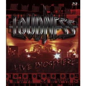LOUDNESS/LIVE BIOSPHERE [Blu-ray]|starclub