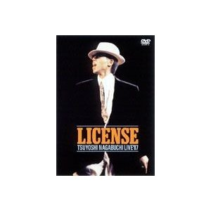 長渕剛/LICENSE(DVD)