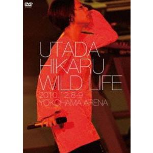 宇多田ヒカル/WILD LIFE [DVD]|starclub