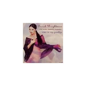 サラ・ブライトマン/タイム・トゥ・セイ・グッバイ(CD)