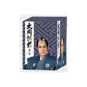 大岡越前 第三部 DVD-BOX [DVD]|starclub
