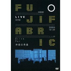 フジファブリック/Live at 渋谷公会堂 [DVD]|starclub