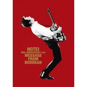 "布袋寅泰/40th ANNIVERSARY Live ""Message from Budokan""(通常盤) (初回仕様) [DVD]|starclub"