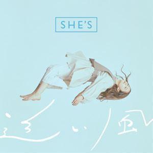SHE'S / 追い風(通常盤) [CD]|starclub