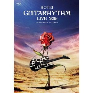 布袋寅泰/GUITARHYTHM LIVE 2016 [Blu-ray]|starclub