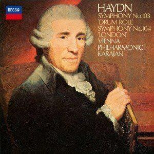 ヘルベルト・フォン・カラヤン / ハイドン:交響曲第103番≪太鼓連打≫・第104番≪ロンドン≫/ベートーヴェン:交響曲第7番 [スーパーオーディオCD]|starclub