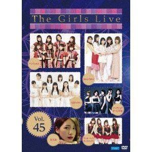 The Girls Live Vol.45 [DVD]|starclub