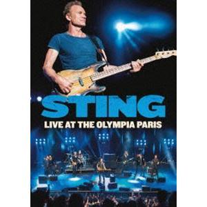 スティング/ライヴ・アット・オランピア、パリ [DVD] starclub