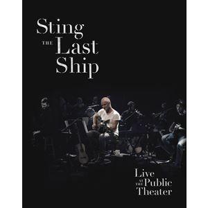 スティング/ザ・ラスト・シップ〜ライヴ・アット・ザ・パブリック・シアター2013 [Blu-ray] starclub