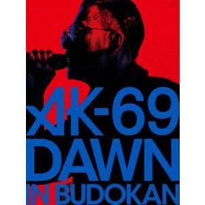 AK-69/DAWN in BUDOKAN(初回盤) [Blu-ray]|starclub