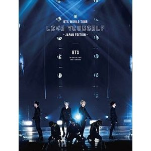 BTS WORLD TOUR 'LOVE YOURSELF' 〜JAPAN EDITION〜(初回限定盤) (初回仕様) [Blu-ray]