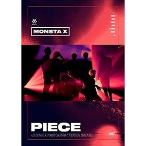"MONSTA X, JAPAN 1st LIVE TOUR 2018""PIECE"" [DVD]