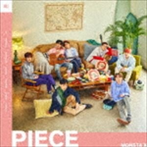 MONSTA X / PIECE(初回限定盤A/CD+DVD) [CD]|starclub