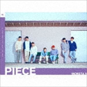 MONSTA X / PIECE(初回限定盤B/CD+DVD) [CD]|starclub
