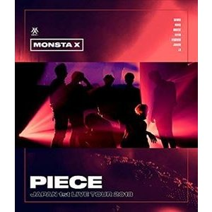 "MONSTA X,JAPAN 1st LIVE TOUR 2018""PIECE"" [Blu-ray]