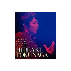 徳永英明/HIDEAKI TOKUNAGA CONCERT TOUR '08-'09 SINGLES BEST ※再発売 [Blu-ray]|starclub