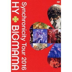 HY+BIGMAMA/Synchronicity Tour 2016 [DVD]|starclub