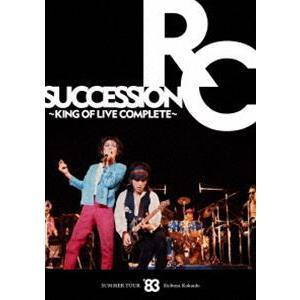 RCサクセション/SUMMER TOUR'83 渋谷公会堂 〜KING OF LIVE COMPLETE〜(通常盤) [DVD]|starclub