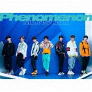 MONSTA X / Phenomenon(初回限定盤B/CD+DVD) [CD]|starclub
