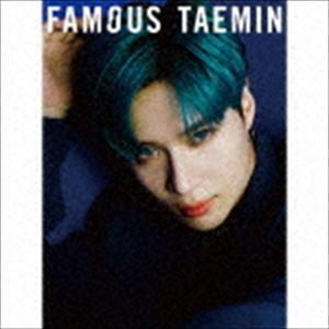 テミン / FAMOUS(初回生産限定盤B/CD+DVD) [CD]|starclub
