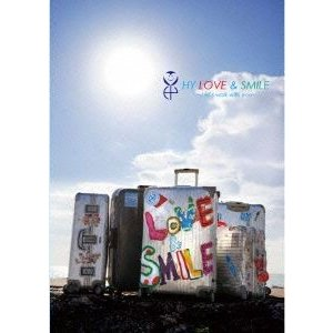 HY/LOVE & SMILE 〜Let's walk with you〜(通常盤) [Blu-ray]|starclub