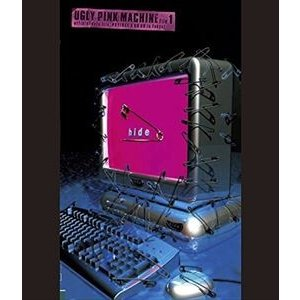 hide/UGLY PINK MACHINE file 1 [Blu-ray]|starclub