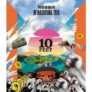 10-FEET OPEN AIR ONE-MAN LIVE IN INASAYAMA 2019 [Blu-ray]|starclub
