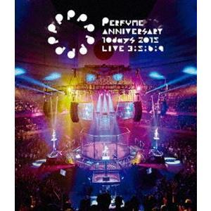 Perfume Anniversary 10days 2015 PPPPPPPPPP「LIVE 3:5:6:9」(通常盤) [Blu-ray]|starclub