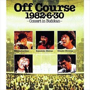オフコース/1982・6・30武道館コンサート [Blu-ray]|starclub