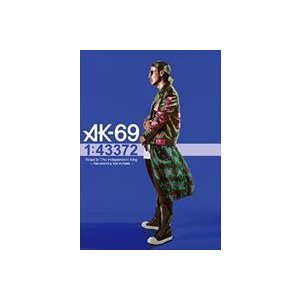 AK-69/1:43372 Road to The Independent King 〜THE ROOTS & THE FUTURE〜(通常盤B) [DVD]|starclub