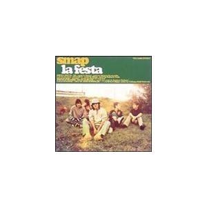 SMAP/La Festa(CD)