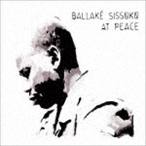 バラケ・シソコ / At Peace(CD+DVD-ROM) [CD]