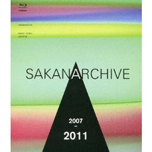 サカナクション/SAKANARCHIVE 2007-2011〜サカナクション ミュージックビデオ集〜 [Blu-ray]|starclub