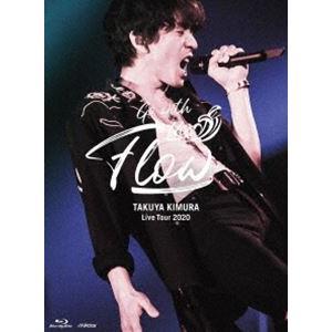 木村拓哉/TAKUYA KIMURA Live Tour 2020 Go with the Flow(初回限定盤) [Blu-ray]|starclub