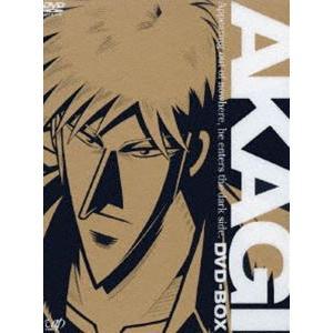 闘牌伝説アカギ DVD-BOX 2 羅刹の章 [DVD]|starclub