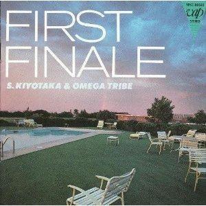 杉山清貴&オメガトライブ / FIRST FINALE [CD] starclub