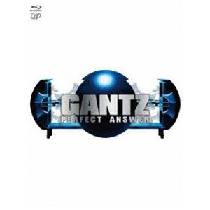 GANTZ PERFECT ANSWER [Blu-ray]|starclub