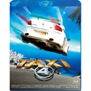TAXi4 廉価版 Blu-ray [Blu-ray] starclub
