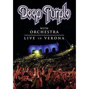 ディープ・パープル/ディープ・パープル・ウィズ・オーケストラ〜ライヴ・イン・ヴェローナ 2011【DVD】 [DVD]|starclub