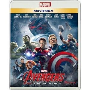 アベンジャーズ/エイジ・オブ・ウルトロン MovieNEX(期間限定盤) [Blu-ray]|starclub